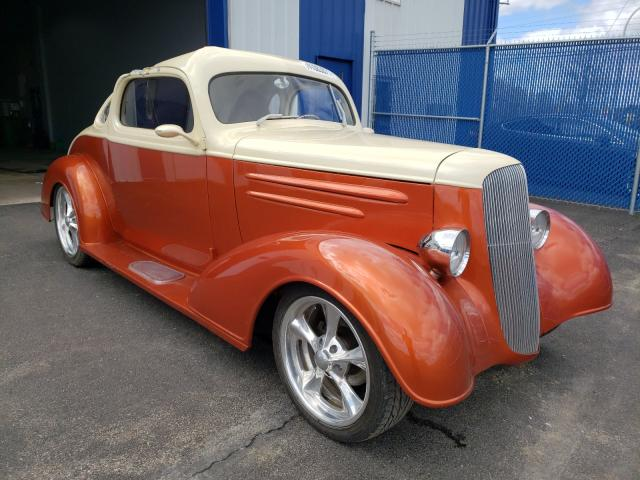 Salvage cars for sale from Copart Moncton, NB: 1936 Chevrolet CP