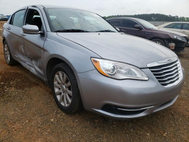 2013 CHRYSLER 200 TOURIN 1C3CCBBB6DN595772