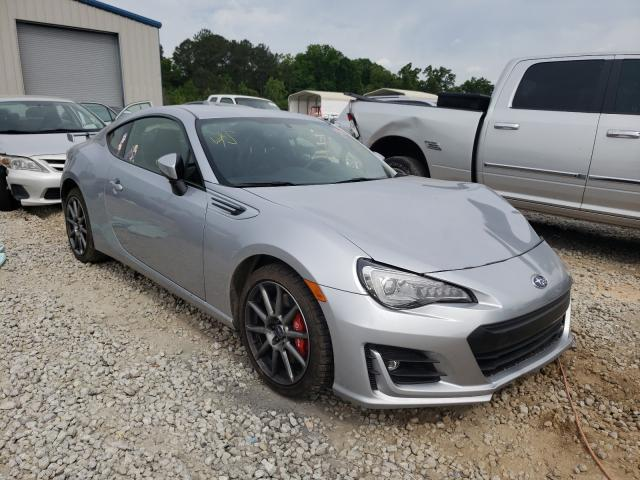 Salvage cars for sale from Copart Ellenwood, GA: 2019 Subaru BRZ Limited