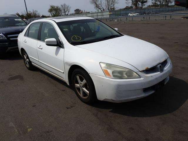 Salvage cars for sale from Copart Brookhaven, NY: 2004 Honda Accord
