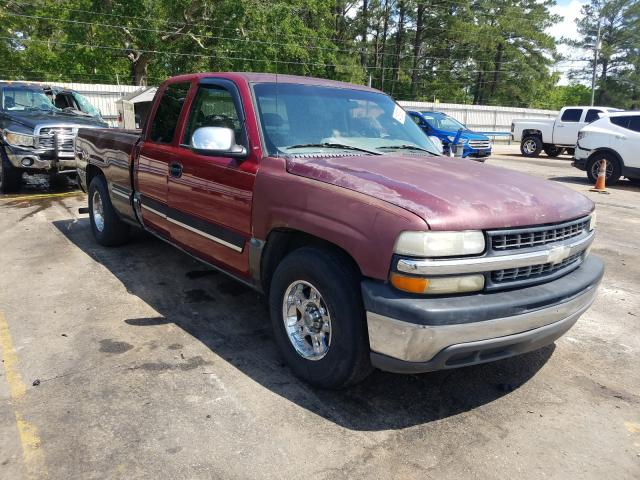 Salvage cars for sale from Copart Eight Mile, AL: 2000 Chevrolet Silverado