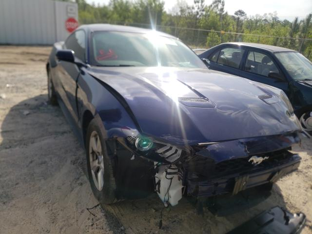 Salvage cars for sale from Copart Gaston, SC: 2019 Ford Mustang