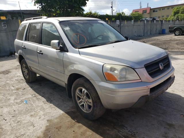 2004 Honda Pilot EXL for sale in Opa Locka, FL