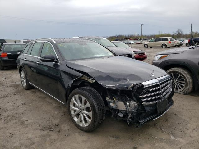 Mercedes-Benz E 450 4matic salvage cars for sale: 2019 Mercedes-Benz E 450 4matic