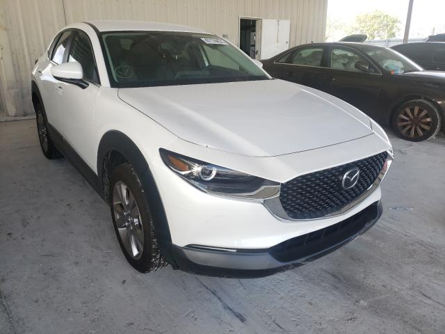 Salvage cars for sale from Copart Homestead, FL: 2021 Mazda CX-30 Sele