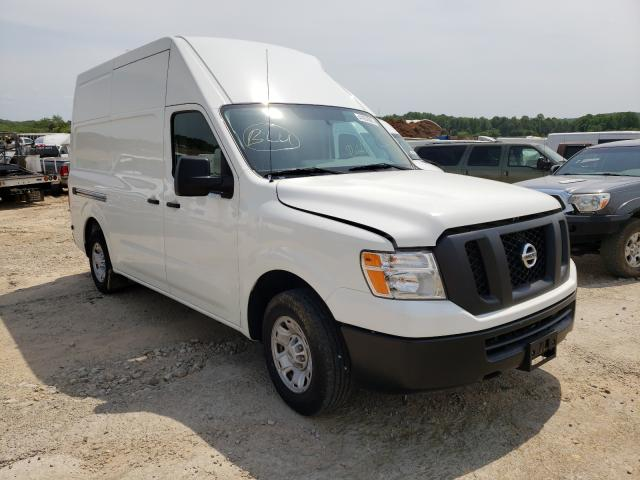 Salvage cars for sale from Copart Gainesville, GA: 2019 Nissan NV 2500 S