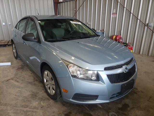 Salvage cars for sale from Copart Appleton, WI: 2012 Chevrolet Cruze LS
