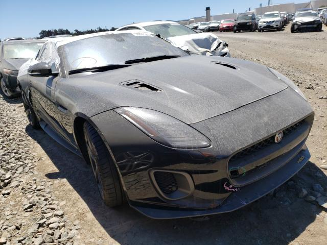 Salvage cars for sale from Copart Martinez, CA: 2018 Jaguar F-TYPE 400