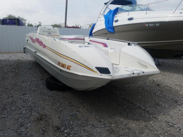 Carver Boat salvage cars for sale: 1995 Carver Boat