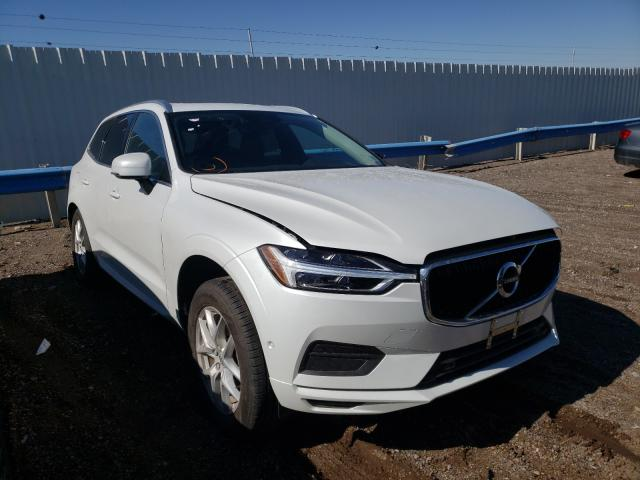 Salvage cars for sale from Copart Albuquerque, NM: 2019 Volvo XC60 T5