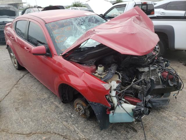 Salvage cars for sale from Copart Tulsa, OK: 2012 Dodge Avenger SX