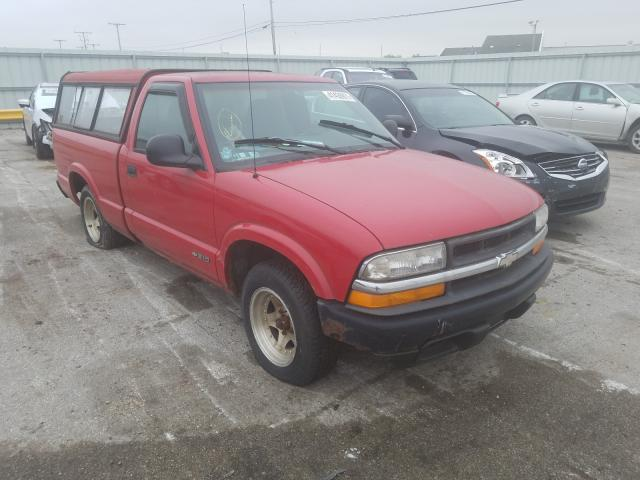 Used 1998 CHEVROLET S10 - Small image. Lot 41436911