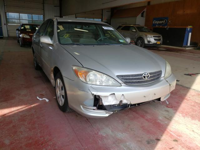 Salvage cars for sale from Copart Angola, NY: 2003 Toyota Camry LE