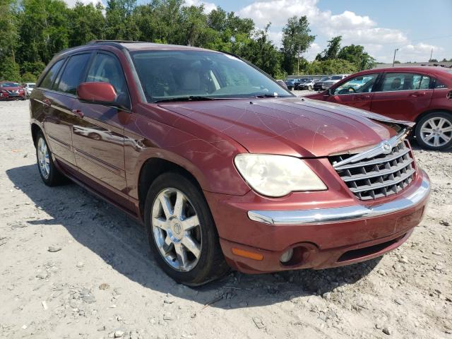 Salvage cars for sale from Copart Tifton, GA: 2007 Chrysler Pacifica L