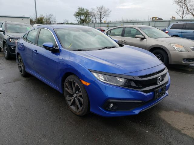 2019 Honda Civic Sport en venta en Brookhaven, NY