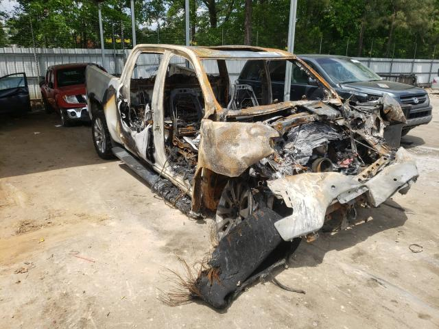 Salvage cars for sale from Copart Austell, GA: 2019 Chevrolet Silverado