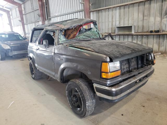 Ford Bronco salvage cars for sale: 1989 Ford Bronco