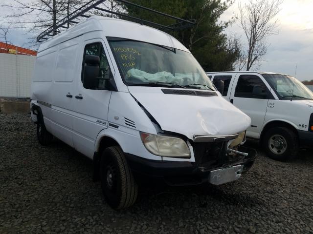 Vehiculos salvage en venta de Copart New Britain, CT: 2004 Sprinter 2500 Sprin