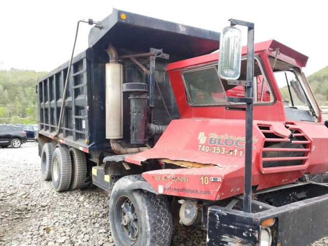 Crane Carrier salvage cars for sale: 1983 Crane Carrier Equipment