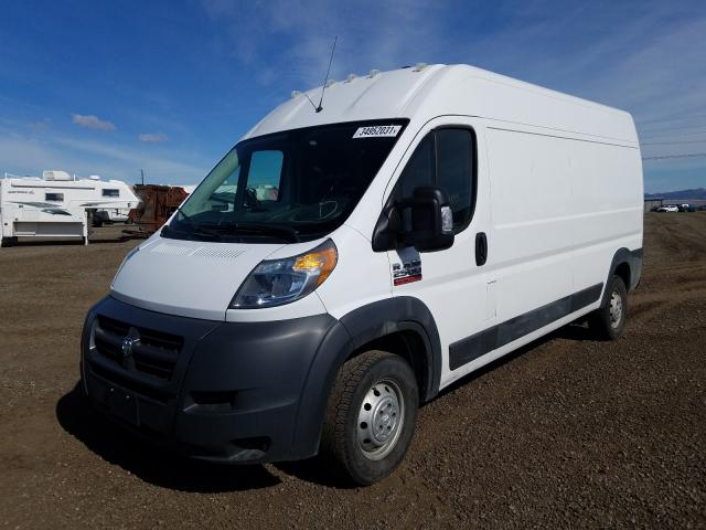 2017 RAM PROMASTER - Left Front View