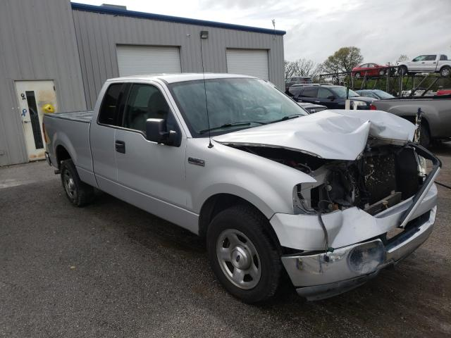 Salvage 2004 FORD F150 - Small image. Lot 41028561