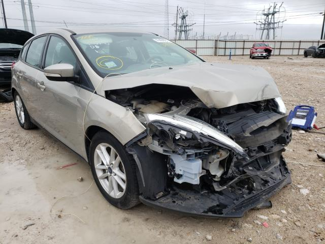 Ford Focus salvage cars for sale: 2016 Ford Focus