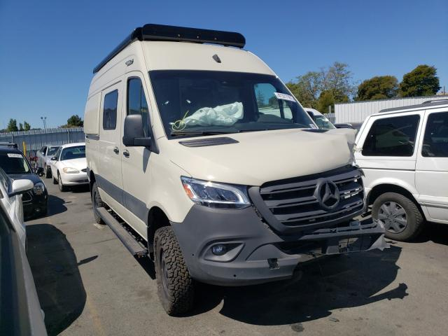 Mercedes-Benz Sprinter 2 Vehiculos salvage en venta: 2020 Mercedes-Benz Sprinter 2