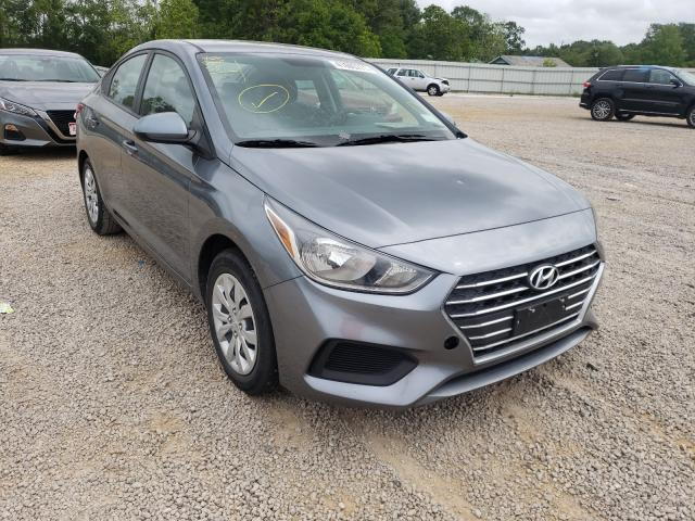 Salvage cars for sale from Copart Eight Mile, AL: 2019 Hyundai Accent SE