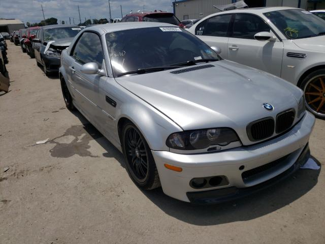BMW M3 salvage cars for sale: 2002 BMW M3