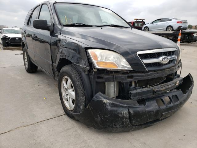 KIA Sorento salvage cars for sale: 2009 KIA Sorento