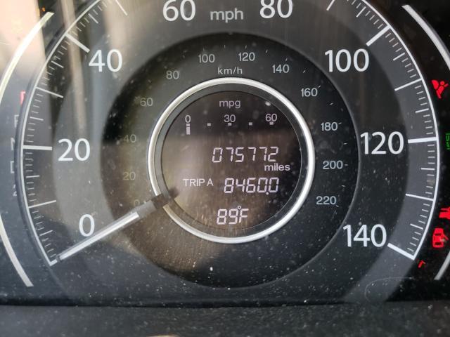 2012 HONDA CR-V EX 3CZRM3H55CG703021