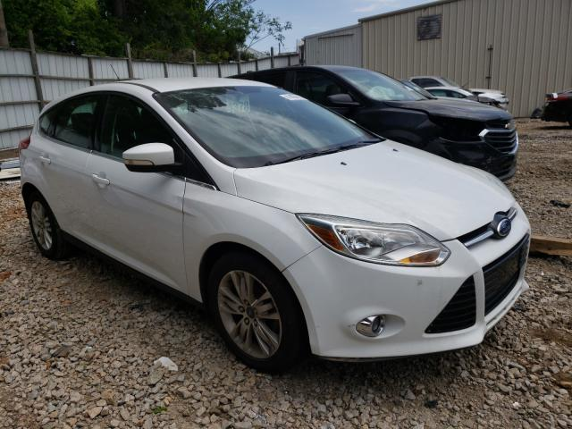 Salvage cars for sale from Copart Gainesville, GA: 2012 Ford Focus