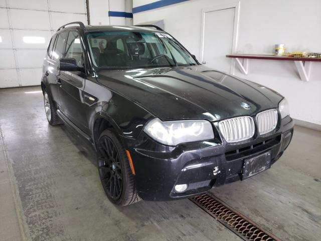 Salvage cars for sale from Copart Pasco, WA: 2007 BMW X3 3.0SI