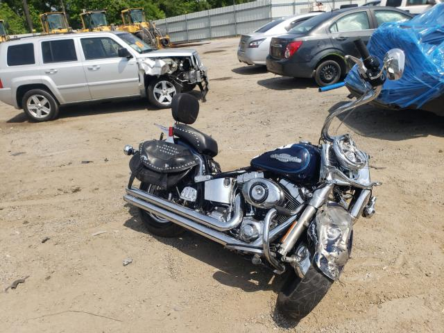Salvage motorcycles for sale at Harleyville, SC auction: 2013 Harley-Davidson Flstc Shri