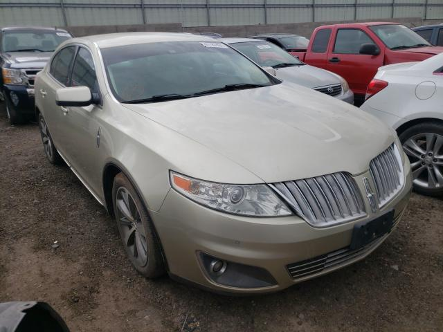 Salvage cars for sale from Copart Albuquerque, NM: 2011 Lincoln MKS