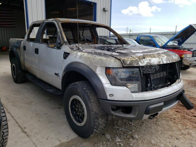 Ford F150 SVT R salvage cars for sale: 2014 Ford F150 SVT R