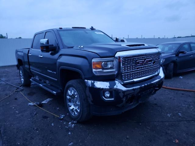 Salvage cars for sale from Copart Louisville, KY: 2018 GMC Sierra K25
