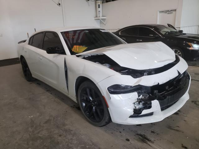 Salvage cars for sale from Copart Tulsa, OK: 2019 Dodge Charger SX