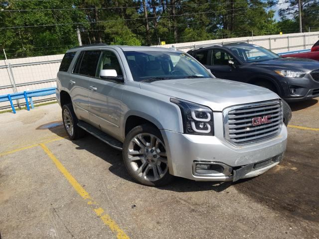Salvage cars for sale from Copart Eight Mile, AL: 2019 GMC Yukon SLT