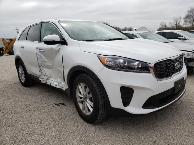 KIA salvage cars for sale: 2019 KIA Sorento L