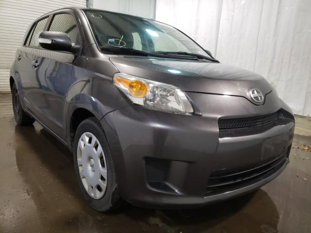 Salvage cars for sale from Copart Central Square, NY: 2008 Scion XD