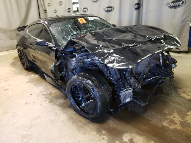 Salvage 2017 FORD MUSTANG - Small image. Lot 41384901