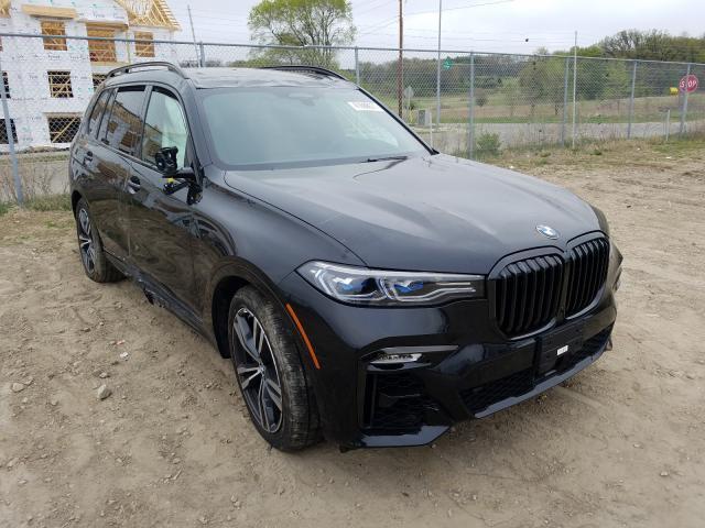BMW Vehiculos salvage en venta: 2020 BMW X7 M50I