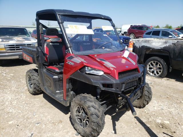 Polaris Ranger salvage cars for sale: 2015 Polaris Ranger