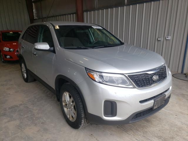 Salvage cars for sale from Copart Appleton, WI: 2014 KIA Sorento LX