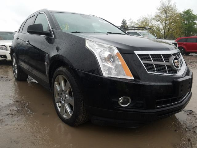 Salvage cars for sale from Copart Columbus, OH: 2010 Cadillac SRX Premium