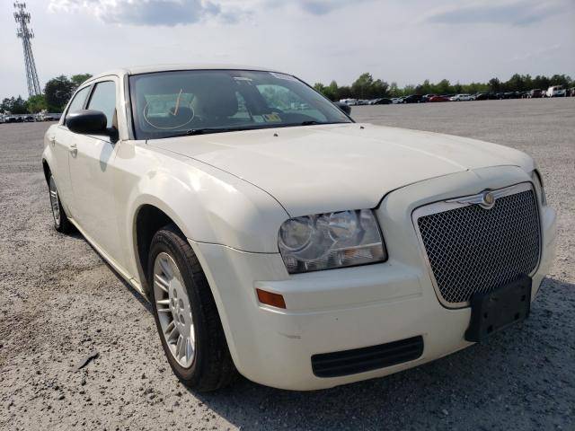 Salvage cars for sale from Copart Fredericksburg, VA: 2006 Chrysler 300