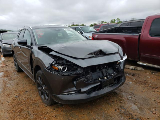 Salvage cars for sale from Copart Bridgeton, MO: 2021 Mazda CX-30 Premium