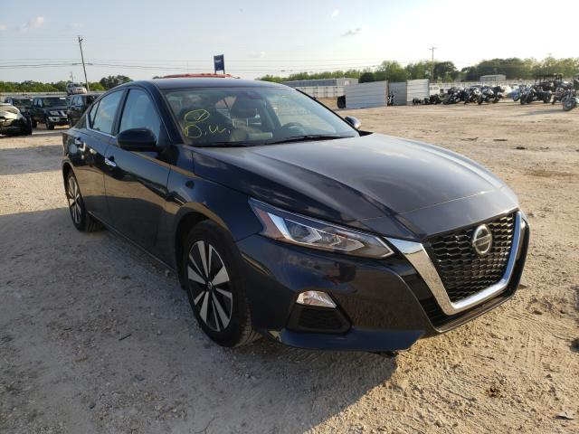 Salvage cars for sale from Copart Newton, AL: 2021 Nissan Altima SV