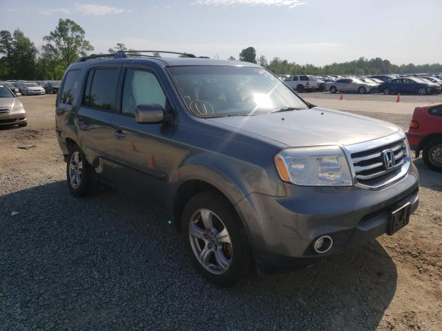 2012 Honda Pilot EXL for sale in Lumberton, NC